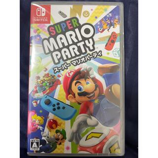 Nintendo Switch - Nintendo switch スーパーマリオパーティ 新品