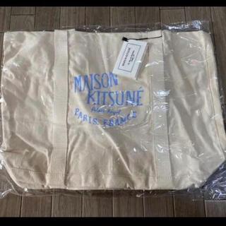 メゾンキツネ(MAISON KITSUNE')のMAISON KITSUNE メゾンキツネ トートバッグ 新品(トートバッグ)