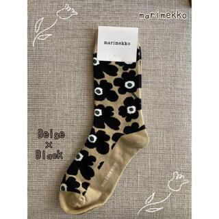 マリメッコ(marimekko)のマリメッコ 靴下 新品(ソックス)
