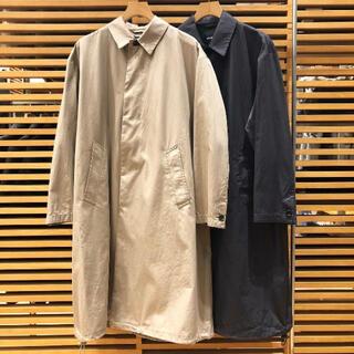 BEAMS - ビームス ロングステンカラーコート 未使用品 2020ss  毎年人気完売品