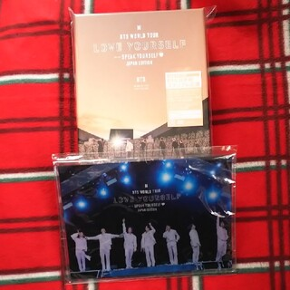 防弾少年団(BTS) - BTS 'LYS:SPEAK YOUR SELF' SYS 初回限定盤 DVD