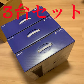 SONY - PlayStation5 3台セット