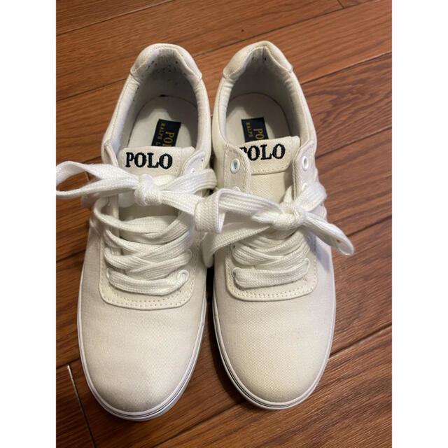 POLO RALPH LAUREN(ポロラルフローレン)のPOLO スニーカー レディースの靴/シューズ(スニーカー)の商品写真