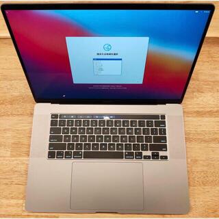 Mac (Apple) - MacBook Pro 2019 16インチ/usキー