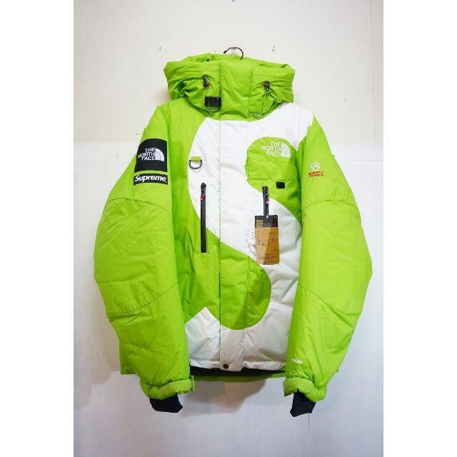 Supreme(シュプリーム)の新品 20AW シュプリーム ノースフェイス ダウン ジャケットM本物126L▲ メンズのジャケット/アウター(ダウンジャケット)の商品写真