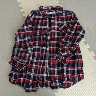 バックナンバー(BACK NUMBER)のチェックシャツ 薄手 春先(シャツ/ブラウス(長袖/七分))