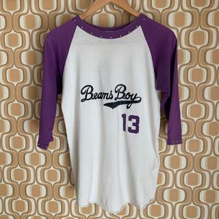 ビームスボーイ(BEAMS BOY)のビームスボーイ  ラグラン  Tシャツ(Tシャツ(長袖/七分))
