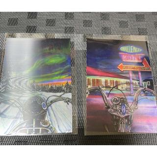 NEIGHBORHOOD - CHALLENGER ポストカード 2枚セット