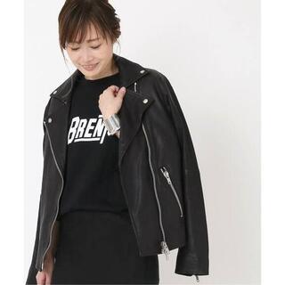 DEUXIEME CLASSE - 新品タグ付【SWORD/スワード】 レザー ジャケット