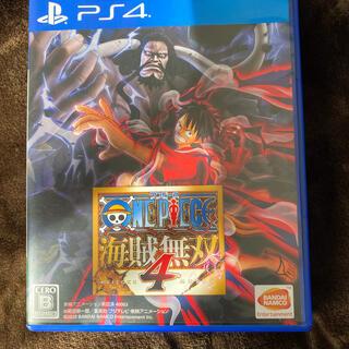 バンダイナムコエンターテインメント(BANDAI NAMCO Entertainment)のONE PIECE 海賊無双4 PS4(家庭用ゲームソフト)