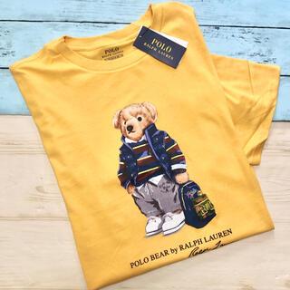 POLO RALPH LAUREN - ポロ ラルフローレン ポロベアー 半袖 Tシャツ リュックゴールド新品 ブランド