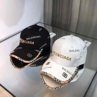 Balenciaga - Balenciaga キャップ️ベースボールキャップ男女兼用