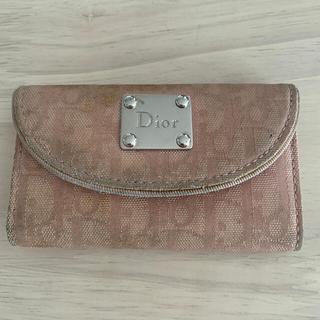 クリスチャンディオール(Christian Dior)のキーケース Dior  ディオール(キーケース)