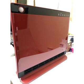 セラミックファンヒーター スリーアップ CHT-1636RD(電気ヒーター)