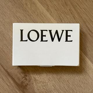 LOEWE - loewe 香水 サンプル 2本セット