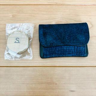 ワイルドスワンズ タング ヒポポタマス 藍染 C.O.U.京都店6周年記念限定