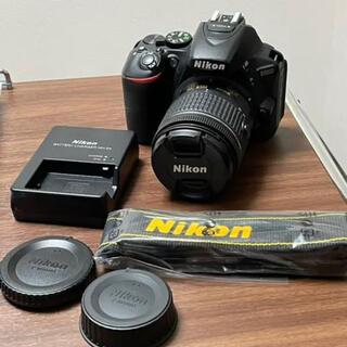Nikon - Nikon D5600 18-55 VR レンズキット
