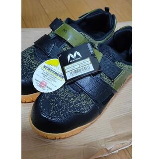 マンダム(Mandom)のmandom 安全靴 28.0 新品タグ付き(スニーカー)