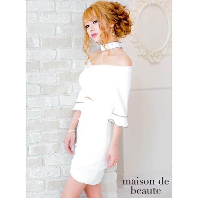 Andy(アンディ)のAndy ミニドレス レディースのフォーマル/ドレス(ミニドレス)の商品写真