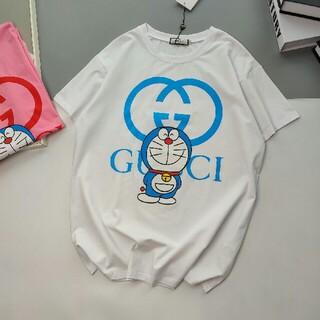 Gucci - 送料込人気の半袖シャツドラえもん