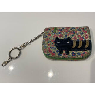 TSUMORI CHISATO - ツモリチサト コインケース キーケース ネコ