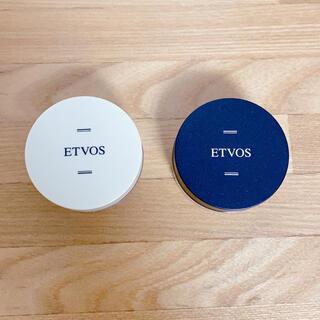 ETVOS - ETVOS エトヴォス ミネラルファンデーション