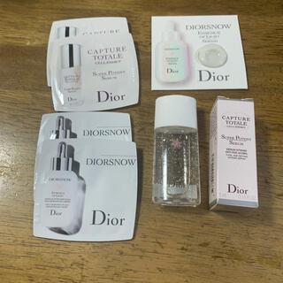 Dior - DIOR 試供品 セット