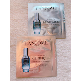ランコム(LANCOME)のランコム ジェネフィックアドバンストn  2包(美容液)