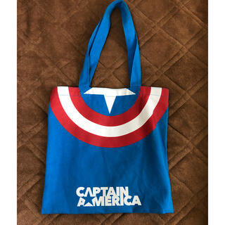 MARVEL - キャプテン・アメリカ トートバッグ