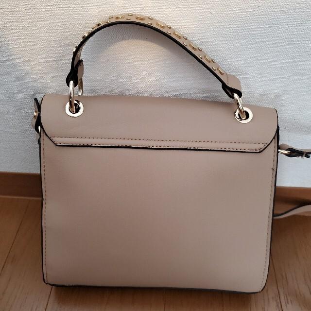 ZARA(ザラ)の【ZARA】新品スタッズショルダーバッグ レディースのバッグ(ショルダーバッグ)の商品写真