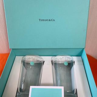Tiffany & Co. - ティファニー ペアグラス