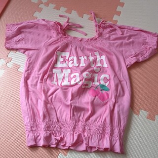 EARTHMAGIC - EARTHMAGIC Tシャツ