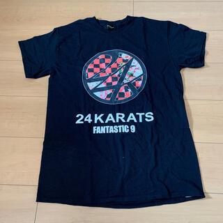 24karats - 24karat × FANTASTICS 109POPUPストア限定Tシャツ