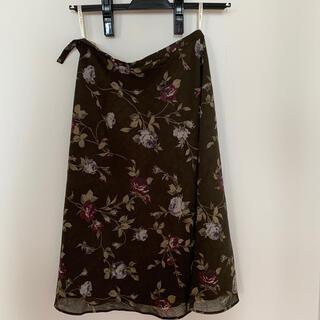 レストローズ(L'EST ROSE)のレストローズ スカート (ひざ丈スカート)