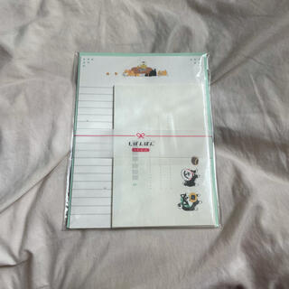 しばんばん 便箋 レターセット(カード/レター/ラッピング)