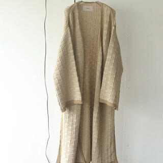 TODAYFUL - Knit Jacquard Gown