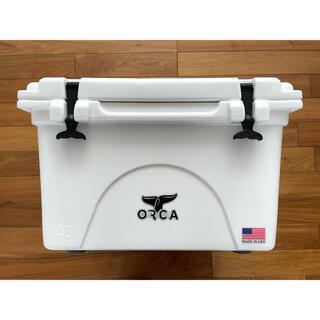 ORCA(オルカ) クーラーボックス 40qt &  専用Basket 40