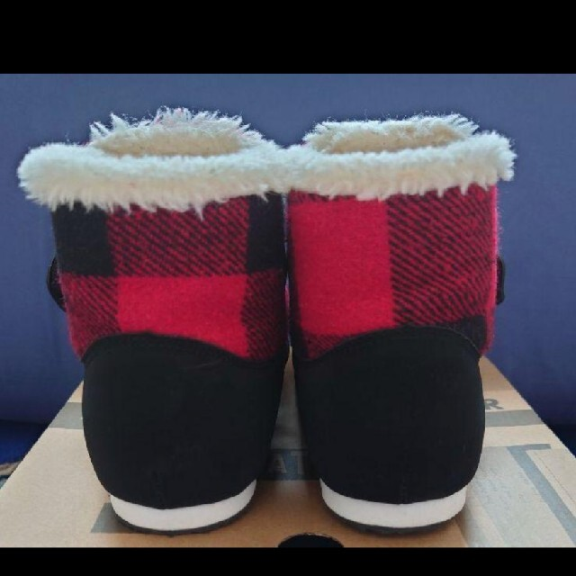 ampersand(アンパサンド)のAmpersand ショートブーツ 21cm キッズ/ベビー/マタニティのキッズ靴/シューズ(15cm~)(ブーツ)の商品写真
