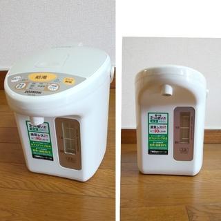 象印 - ZOJIRUSHI 象印 マイコン湯とう 電気ポット CD-XA22