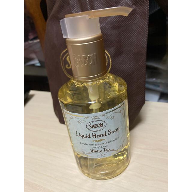 SABON(サボン)のサボン ハンドソープ コスメ/美容のボディケア(ボディソープ/石鹸)の商品写真