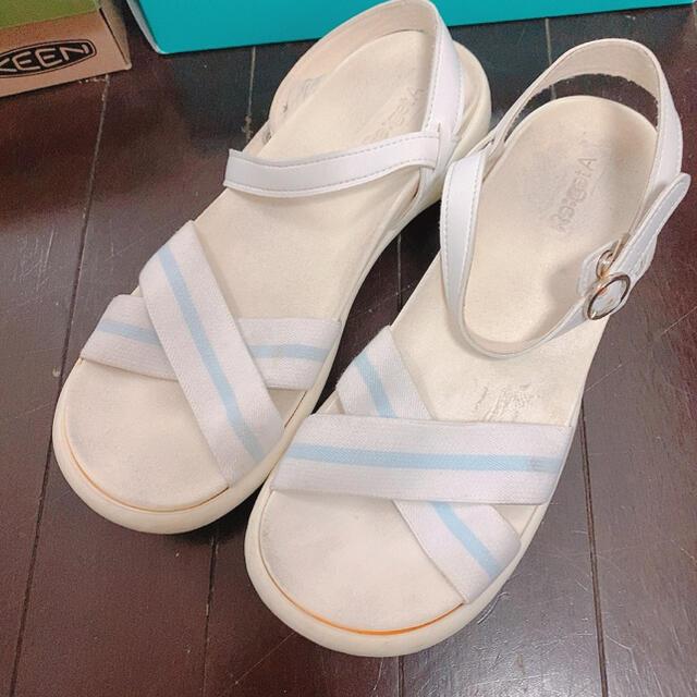 Re:getA(リゲッタ)のリゲッタ サンダル レディース 25cmウォーキング レディースの靴/シューズ(サンダル)の商品写真