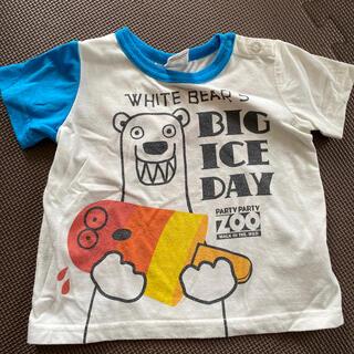 パーティーパーティー(PARTYPARTY)の【80センチ】Tシャツ(Tシャツ)