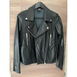 DOUBLE STANDARD CLOTHING - ダブスタ ライダースジャケット 36