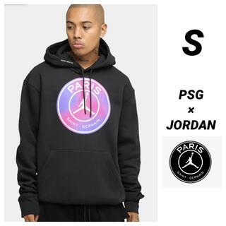 NIKE - Nike PSG jordan パーカー S(USサイズ)