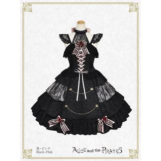 アリスアンドザパイレーツ(ALICE and the PIRATES)のsweet devil ジャンパースカート(ひざ丈ワンピース)