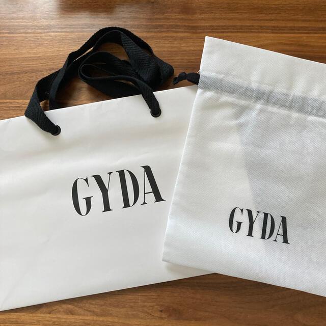 GYDA(ジェイダ)のGYDA ショップバッグ レディースのバッグ(ショップ袋)の商品写真