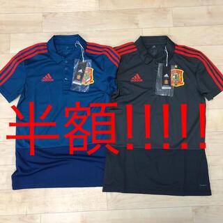 adidas - スペイン代表 トレーニングウェア 2枚組 日本サイズM