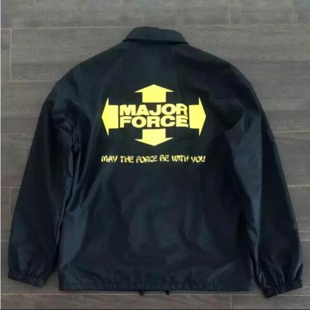 NEIGHBORHOOD(ネイバーフッド)のmajor force コーチジャケット 未使用 メジャーフォース メンズのジャケット/アウター(ナイロンジャケット)の商品写真
