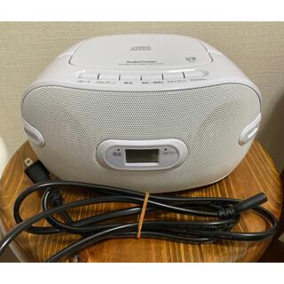 オームデンキ(オーム電機)の【訳あり】オーム電機 RCR-871Z【CDラジオデッキ】(ラジオ)