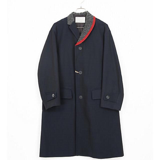 kolor(カラー)のkolor 20AW  メンズのジャケット/アウター(チェスターコート)の商品写真